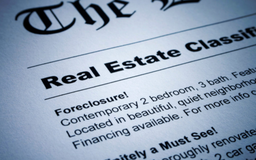 How to Get Foreclosure Listings With Minimal Time and Cost