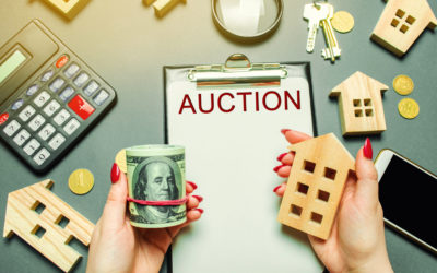 Who Can Bid at a Foreclosure Auction?