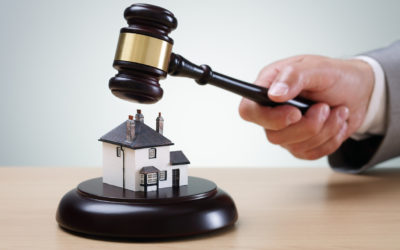 Foreclosure Auctions – What If the Homeowner Files Bankruptcy Before the Auction?
