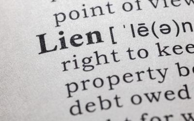 How Do I Investigate Foreclosure Liens?