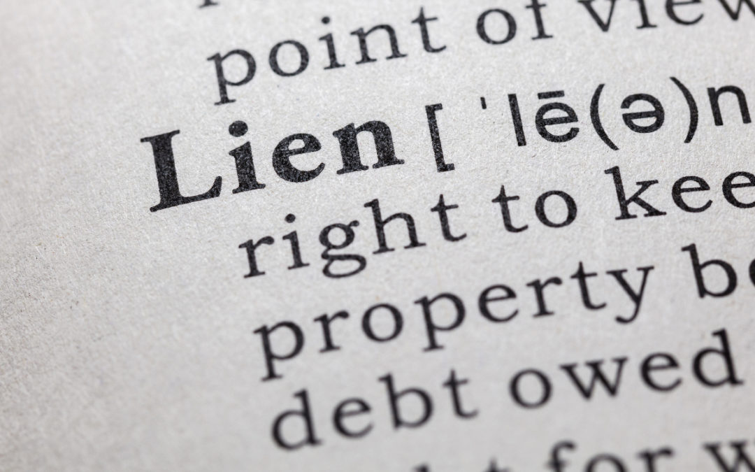 Can You Wholesale Houses That Have Liens?