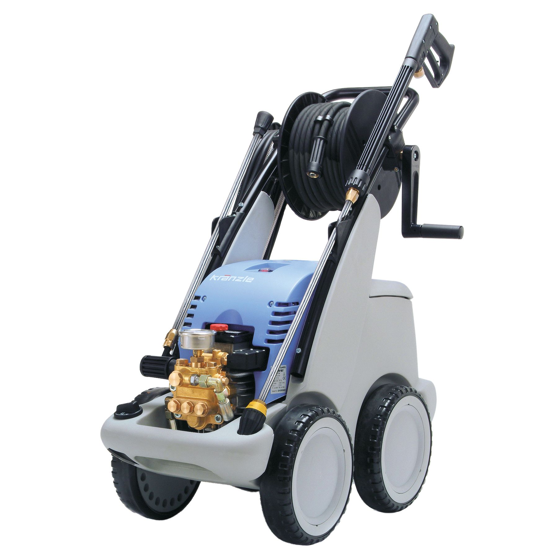 KranzleUSA 98K599TST 2200 PSI Electric Pressure Washer