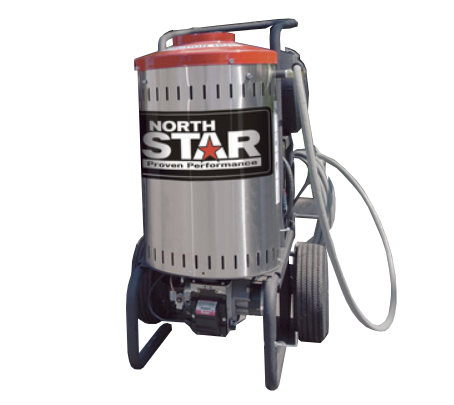 NorthStar 2750 PSI Electric Wet Steam and Hot Water Pressure Washer