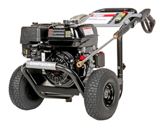 Simpson PS3228 PowerShot 3300 PSI Gas Pressure Washer