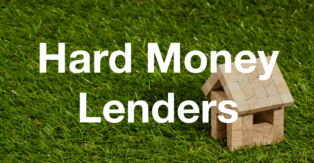 Hard Money Lenders by State USA