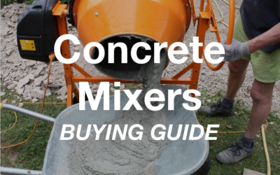 Best Concrete Mixers Buying Guide