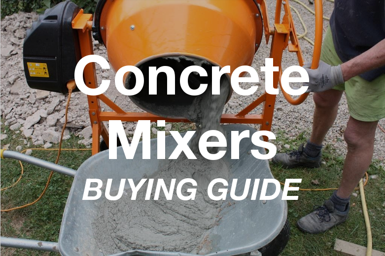 Best Concrete Mixers – Buying Guide and Reviews