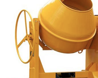 Concrete Mixer Crank Wheel