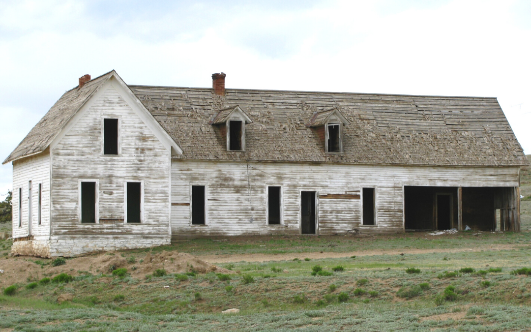 5 Government Grants To Restore Old Homes
