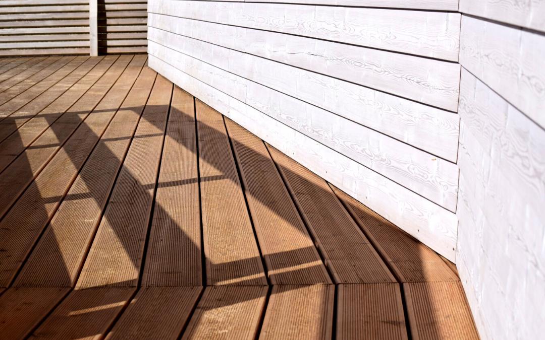 Rehab Cost Estimation: Wood Decking Alternatives