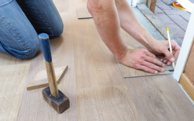 Floor Repair or Floor Install? – Estimating Flooring Costs for House Flip