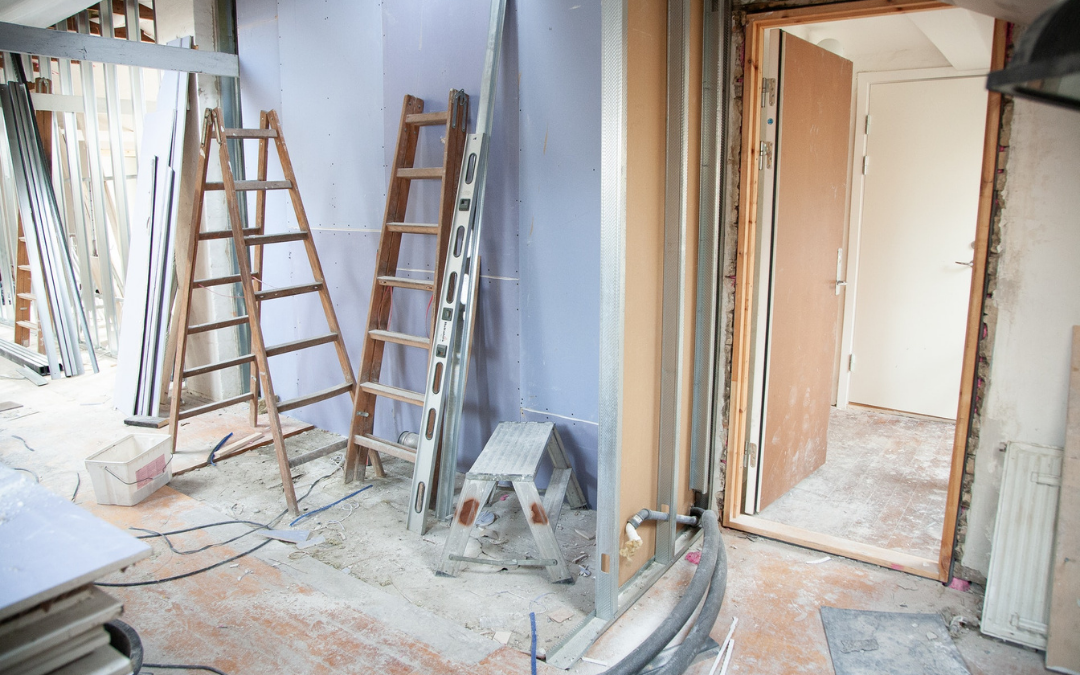Renovation Costs:  Interior Wall Framing, Wall Repair, and Wall Installation Costs