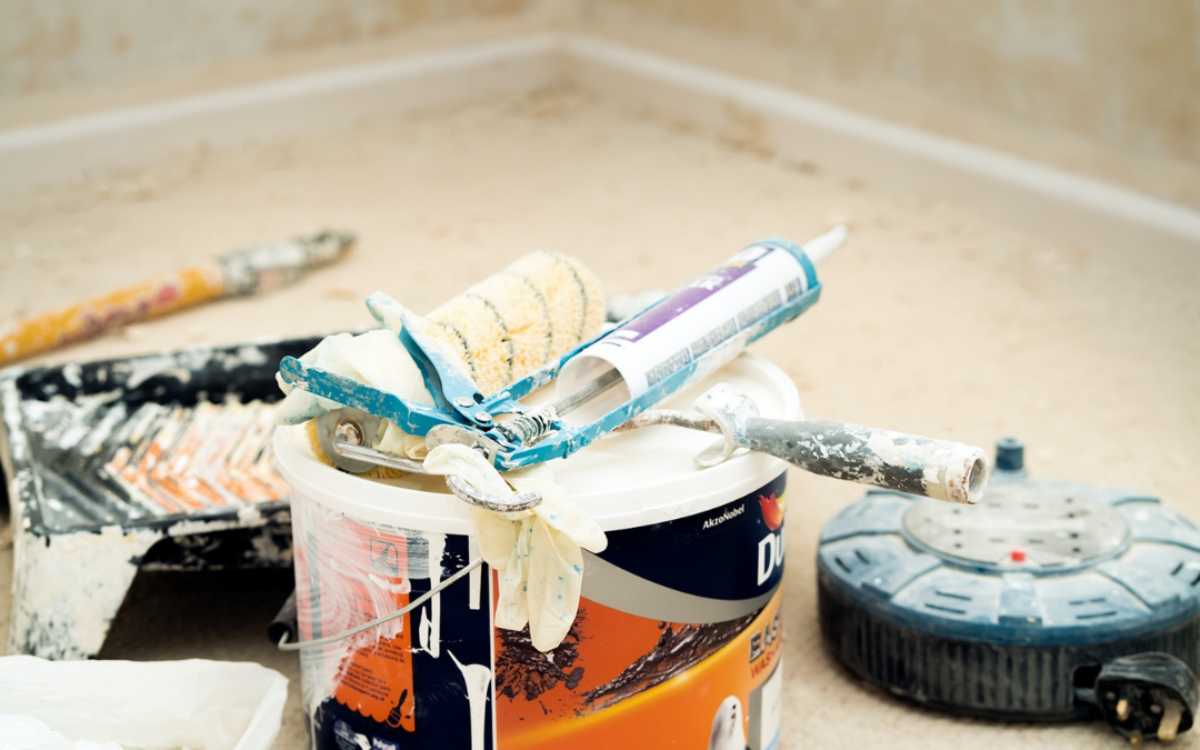 Renovation Costs: Grouting and Caulking Cost Estimation